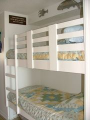 Fort Morgan condo photo - Built in Bunk Beds!