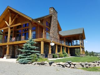 Ski anthony lakes elk and wildlife viewi vrbo for Anthony lakes cabin rentals