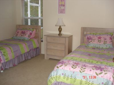 Chatham Park villa rental - Bedroom 2