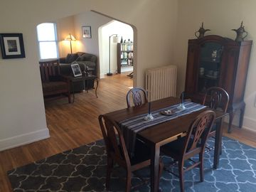 Minneapolis apartment rental - Dining room