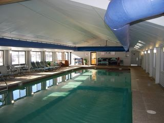 Bartlett condo photo - Indoor Pool, in the hospitality building which is right next door to ours