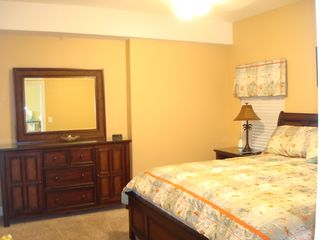 Ocean Reef condo photo - Second master features a comfy, king size bed and private bath