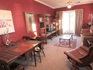 Lovettsville cottage photo - Living Dining Area with HD Satellite TV and Wi-Fi