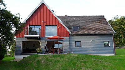 Holiday house in a beautiful location at the Eifel National Park (E.G. is wheelchair accessible) - Wohnung Auwald