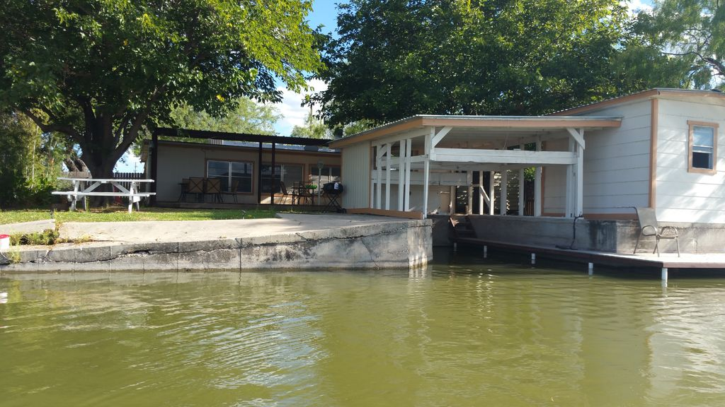 House On Lake Nasworthy San Angelo Free Wifi Vrbo