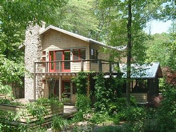 Michiana Shores house rental - Zenadu - secluded hideaway only 1 hr from Chicago