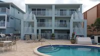 Stunning direct beachfront condo in Indian Shores