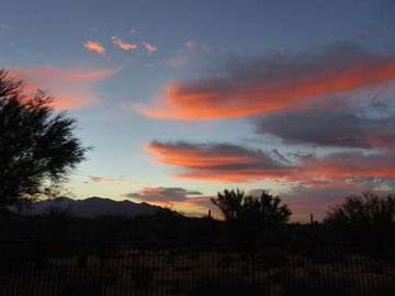Oro Valley house rental - Every sunrise is unique