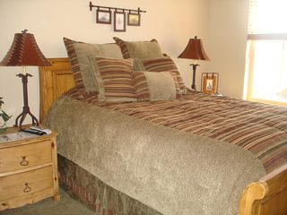 Granby house photo - Queen Bed