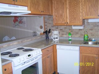 Gulf Shores condo photo - New kitchen appliances, new counter top and updated cabinets, 2012