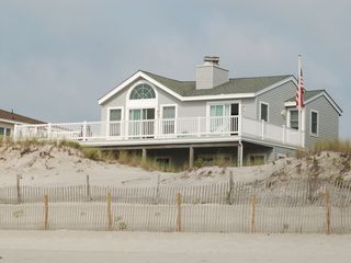 Beach Haven Garden house photo - Surf House from the Beach