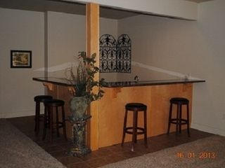 Branson villa photo - Wet Bar Lower level