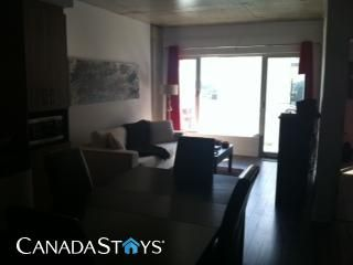 Furnished Apartment Montreal Downtown East