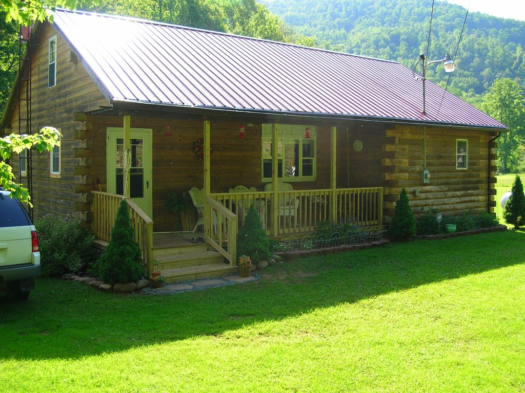 A elk river run retreat wv finest trout vrbo for Elk river wv trout fishing