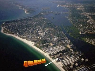 Siesta Key apartment rental - A perfect location 53 seconds from your front door to the beach