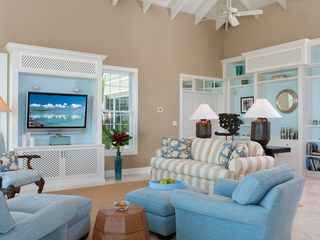 Providenciales - Provo villa photo - Living Room
