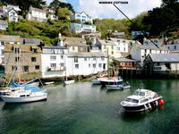Minnies Cottage, located by Polperro Harbour - superbly refurbished