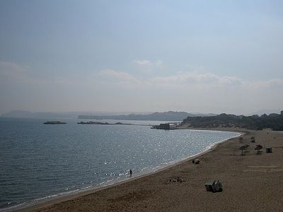 Beach at St Marti d'Empuries