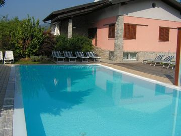 Luino condo rental - Spacious family-run holiday residence 'Agrifoglio'