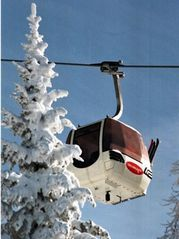 Mont Tremblant condo photo - Gondola