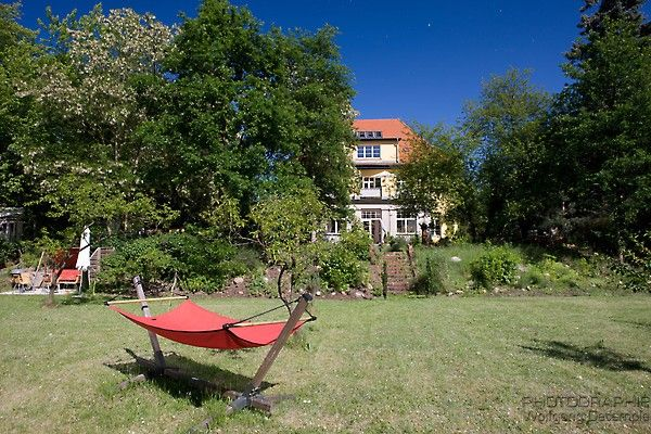 Historic villa at a lake in idyllic location, 45 min from Berlin - Villa on the lakeside: 3 vacation rentals