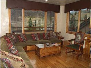 Snowmass Village house photo - Private Den with TV