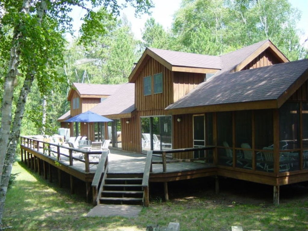 Secluded Lodge on Webb Lake - Private Tennis Court, Hot Tub
