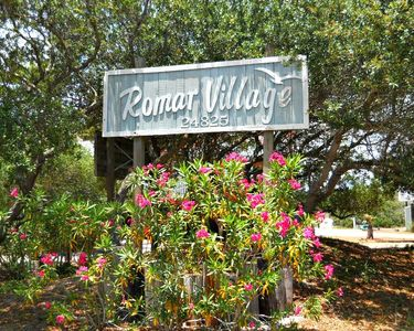 Romar Village Entry