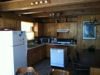 Pioneer Trail chalet photo - Kitchen