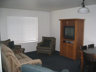 Provo townhome photo - Front room with TV and DVD