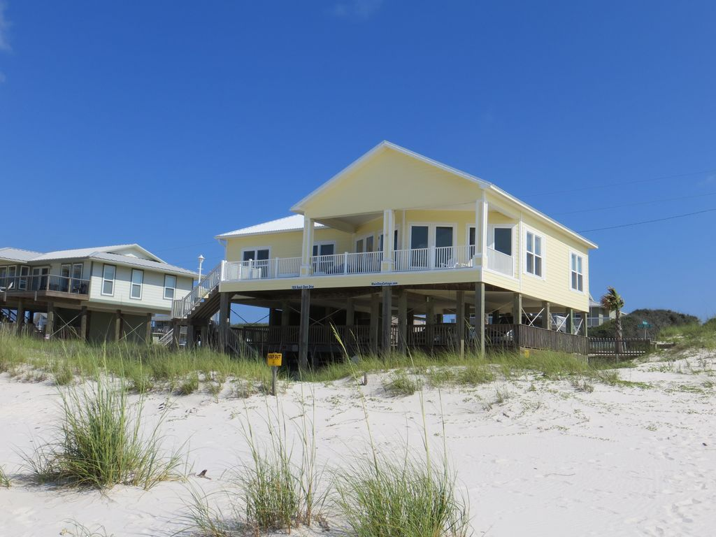 Homes single family vacation rental vrbo 119550 3 br fort morgan house in al mainstay - Vacation houses at the seaside ...
