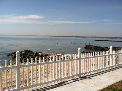 Seawall Beach View - Old Saybrook house vacation rental photo