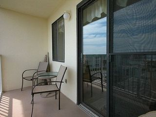 Gulf Shores condo photo - Private balcony