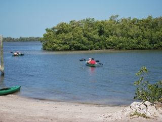 Sanibel Island condo photo - Kayaking at Tarpon Bay