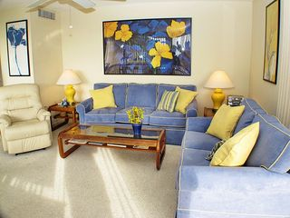 Sanibel Island condo photo - Enjoy awesome sunsets in the Great Room