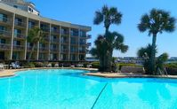 LEMON SQUEEZY - Waterfront Condo On Santa Rosa Sound, renting is EAZY PEAZY