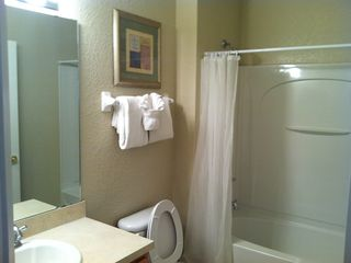 Coral Cay townhome photo - bath room
