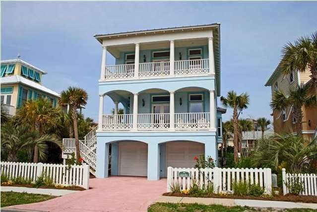 pool 4 br vacation house for rent in destin florida