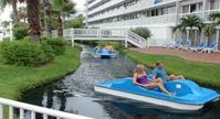 Beautiful TradeWinds Resort on St. Pete Beach - you'll think you're in Tahiti