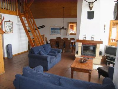 Holiday house, 122 square meters , Peisey-nancroix, France