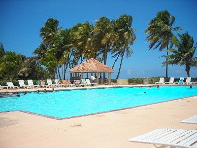 Rio Mar villa rental - Beach Club - Pool
