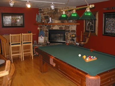 Deer Valley townhome rental - Game Room