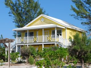 Governor's Harbour hotel photo - Yellow House