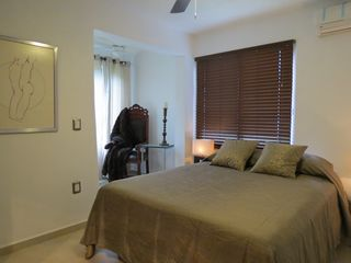 Puerto Vallarta apartment photo - 2nd bed room with queen size bed and view to the ocean