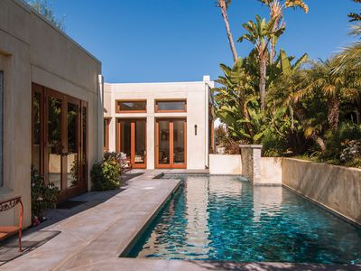Spectacular Modern Home with a Saltwater Pool