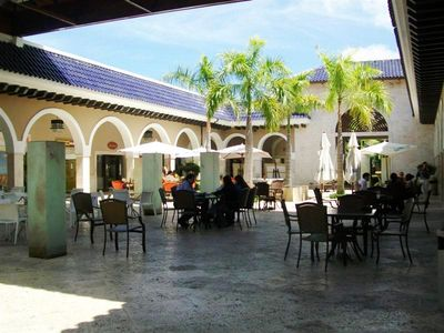 Punta Cana property rental - Closest shopping center: Palma Real