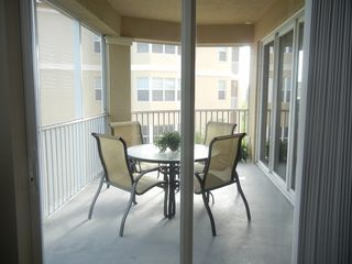 Fort Myers Beach condo photo - Main Lanai Access Off Master Suite
