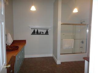 Large full bath - Ludlow house vacation rental photo