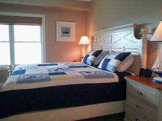 Belmont Towers Ocean City condo photo - Second Bedroom Suite with King Bed and private bath