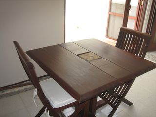 San Juan del Sur townhome photo - Private table on 3rd floor terrace